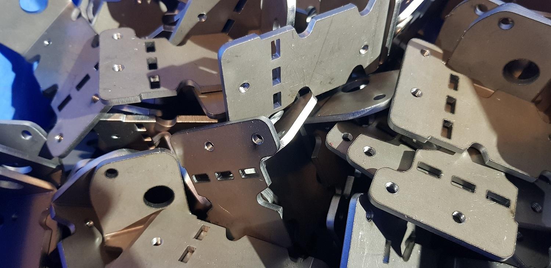 piezas estampación metálica